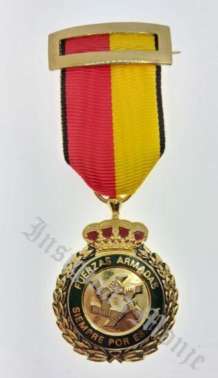Nueva Medalla Operación Balmis